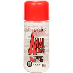 CalExotics Anal Lube for Men and Women 6 fl.oz (177 mL), Cherry