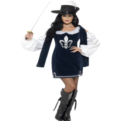 Musketeer Female Costume