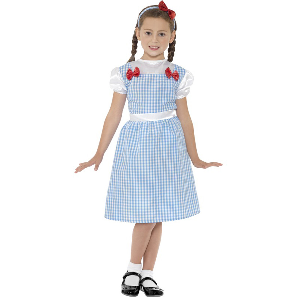 Country Girl Costume, Medium