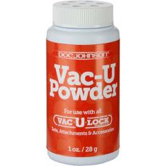 Doc Johnson Vac U Lock Powder, 1 Oz (28 g)