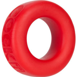 Ox Cock-T Cockring, 1.25 Inch, Red