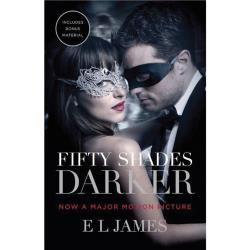 Fifty Shades Darker by EL James, Paperback, 560 Pages
