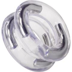 CalExotics Support Plus Double Stack Erection Enhancer Ring, Clear