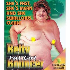 Betty Fat Girl Bouncer Love Doll