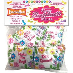 Risque Bachelorette Mints, Bag Of 25